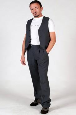 gilet tango Osvaldo