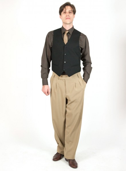 Enrosque Panama pantalone da tango argentino uomo paco perez