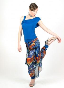 Babucha Verano pantalone da tango argentino donna