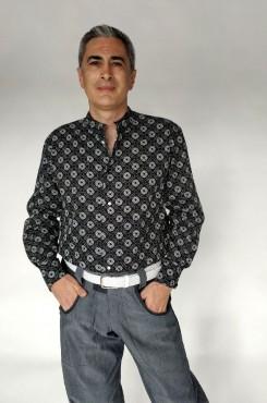 Camicia coreana fantasia