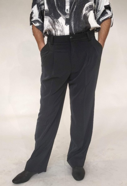 Pantalone tango nero