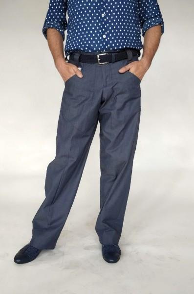 Pantalone jeans leggero